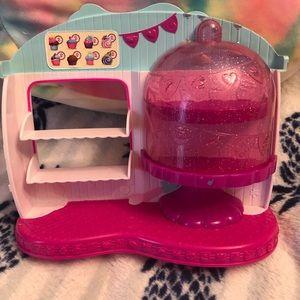 Shopkins Cupcake Queen Shop